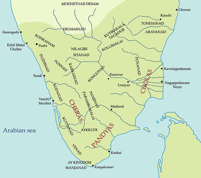 Southern India during the Sangam Era