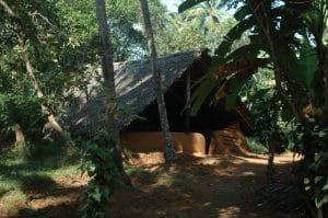 The old KKA Kalari in Kannur